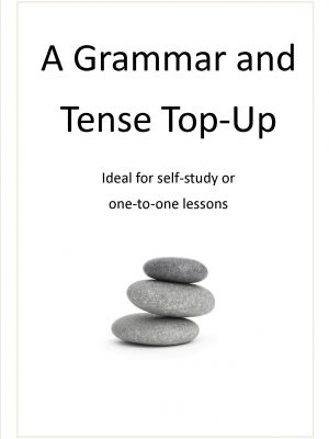Grammar and Tense Top Up Cover
