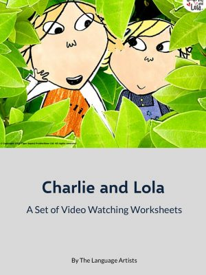 Charlie and Lola Video Lessons